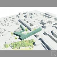 New Bauhaus Museum. Weimar