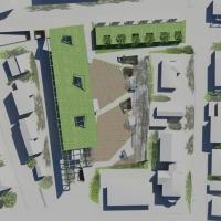 Environmental and urban regeneration of covered Market in Forte dei Marmi