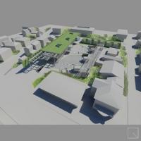 Riqualificazione ambientale e urbana del Mercato Coperto a Forte dei Marmi