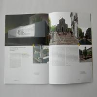 ArchitettiCatanzaro - Riqualificazione di un'area del centro storico del comune di San Basile (CS), n°4 2012 pg. 42-43